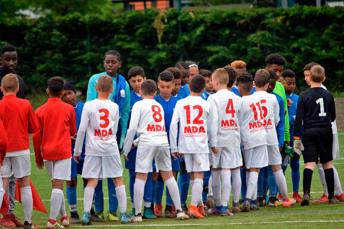 Massy-Nancy en U12 - Photo n°5