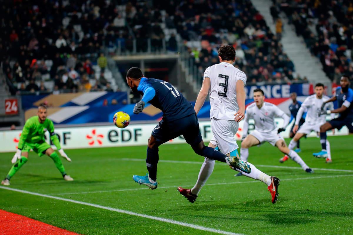 France-Géorgie espoirs - Photo n°5