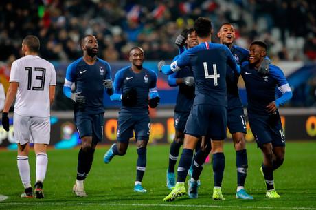 France-Géorgie espoirs
