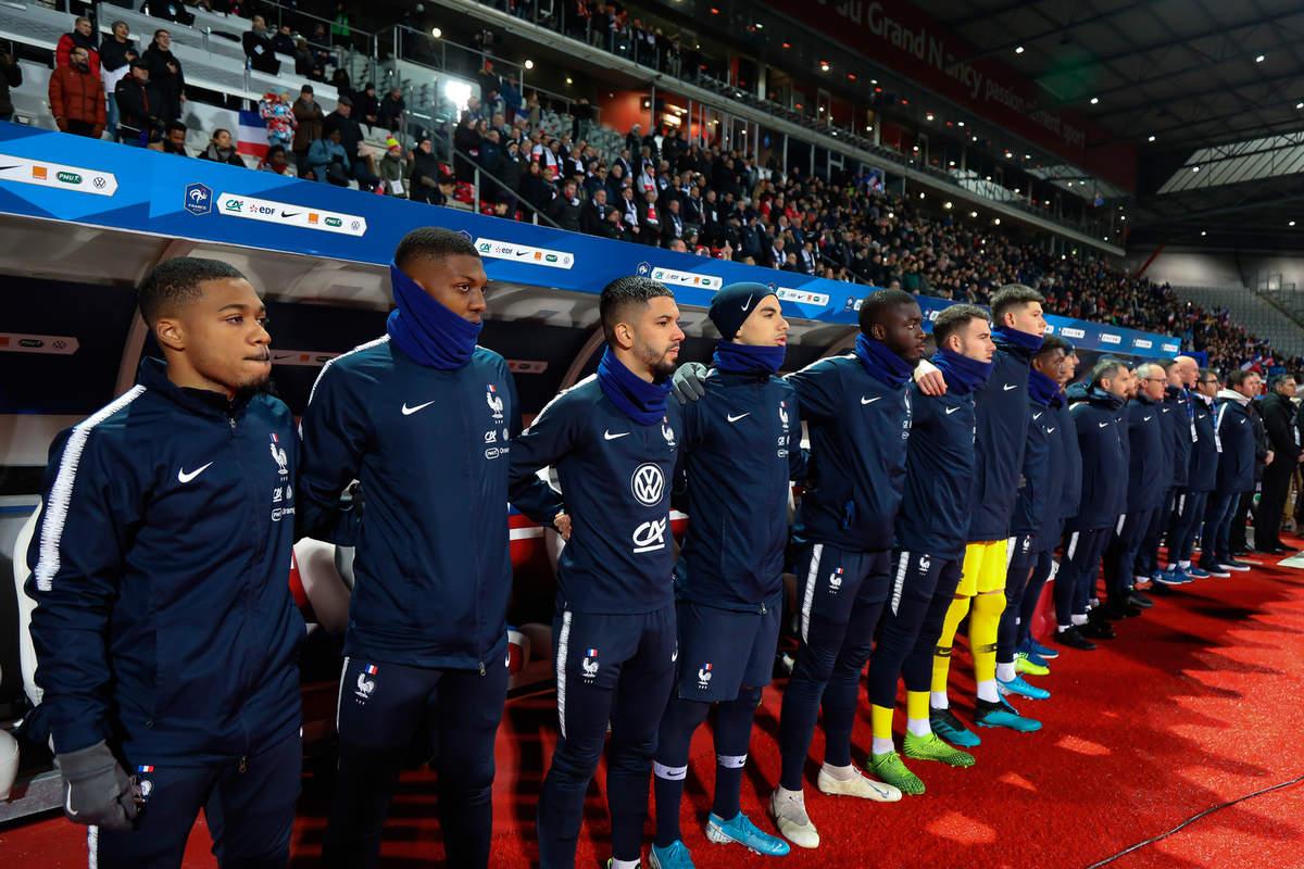 France-Géorgie espoirs - Photo n°9