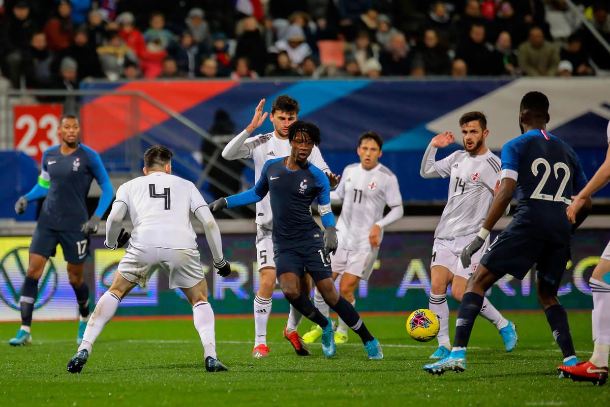 France-Géorgie espoirs - Photo n°12