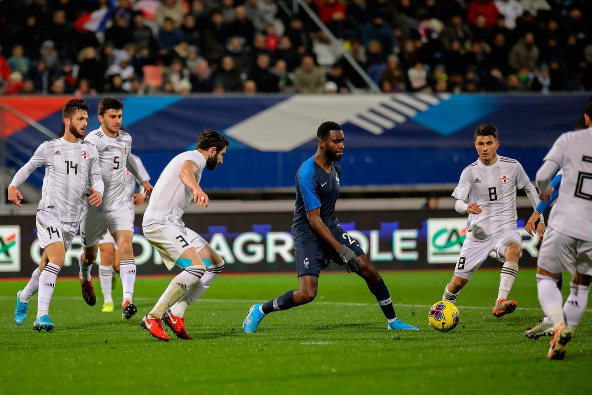 France-Géorgie espoirs - Photo n°13