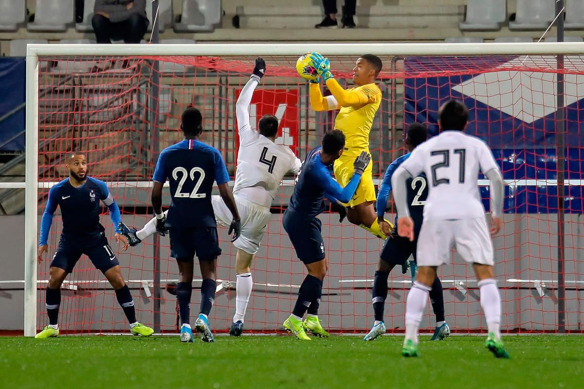 France-Géorgie espoirs - Photo n°18
