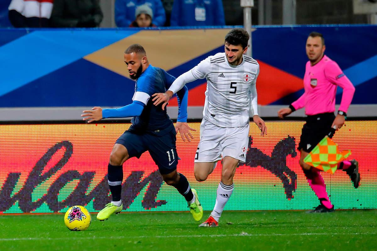 France-Géorgie espoirs - Photo n°20