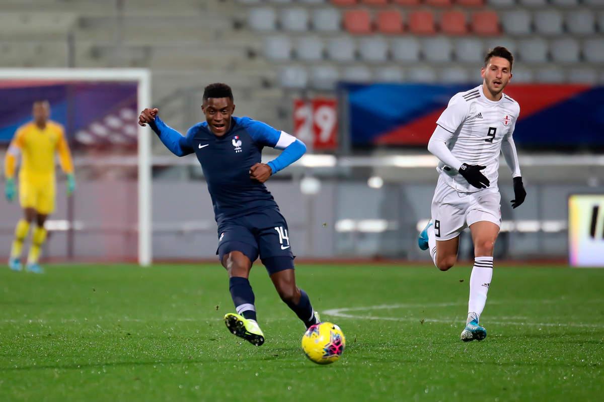 France-Géorgie espoirs - Photo n°19