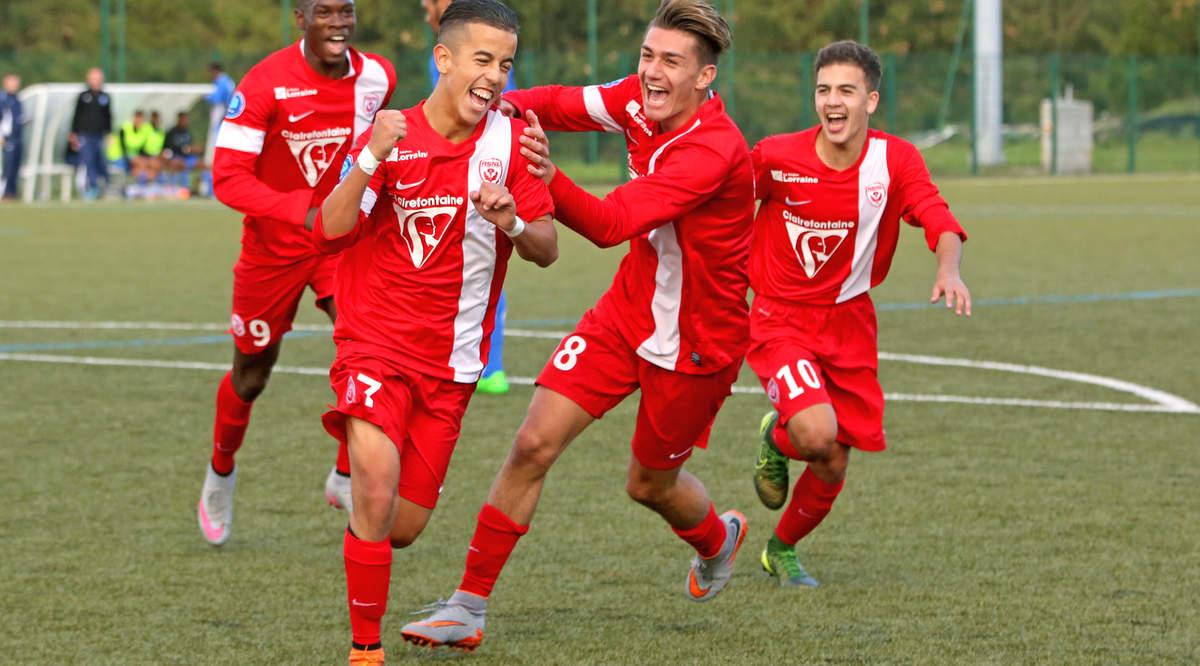 ASNL/-Auxerre en U19 - Photo n°21