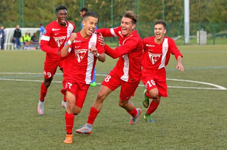 ASNL/-Auxerre en U19