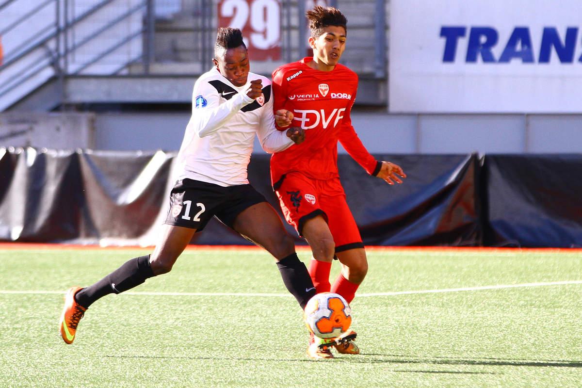 ASNL/Dijon en U19 - Photo n°11