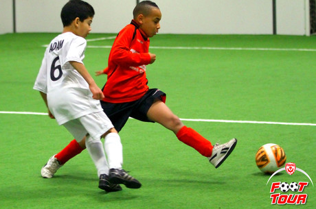 Finales du tournoi indoor