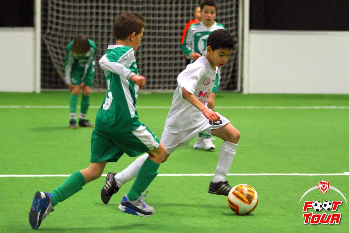 Finales du tournoi indoor - Photo n°17