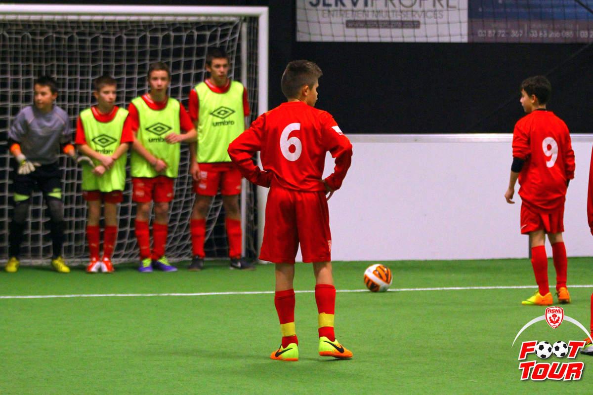 Finales du tournoi indoor - Photo n°20