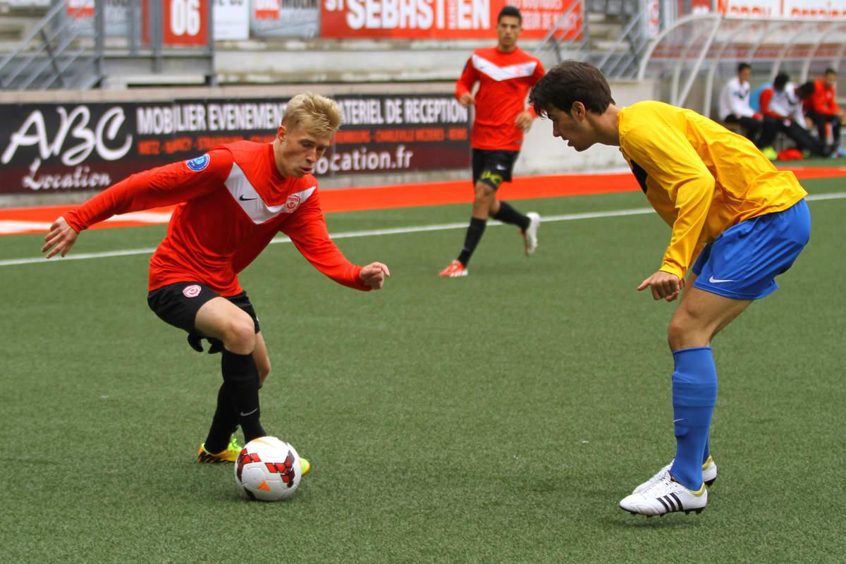 ASNL/Épinal en U19 - Photo n°1