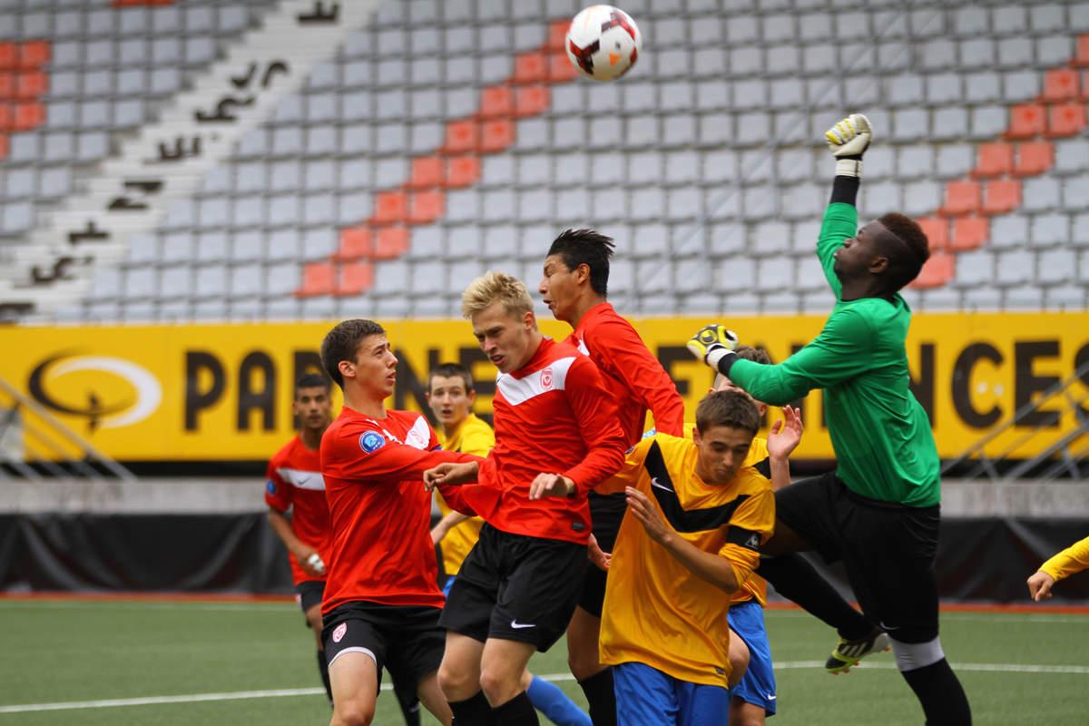 ASNL/Épinal en U19 - Photo n°2