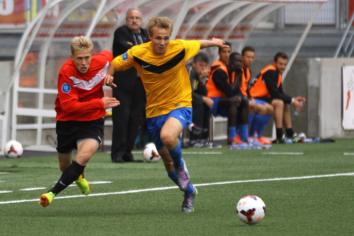 ASNL/Épinal en U19 - Photo n°3