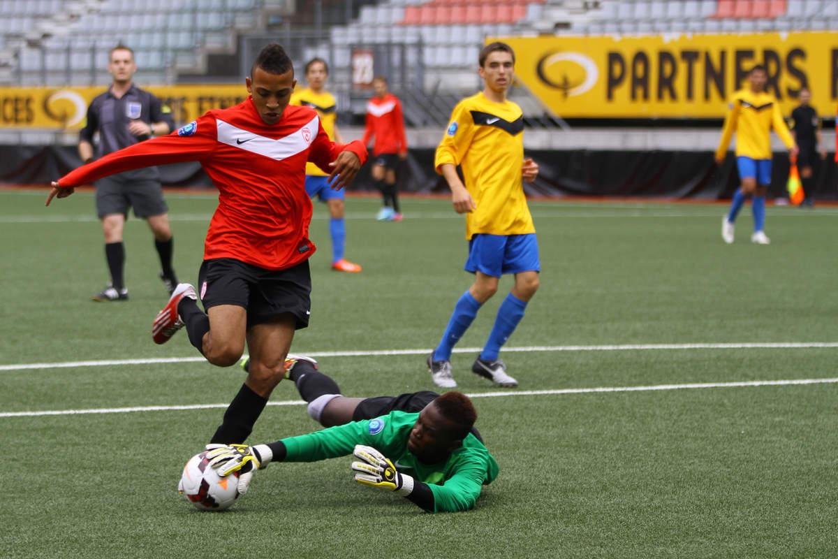 ASNL/Épinal en U19 - Photo n°4