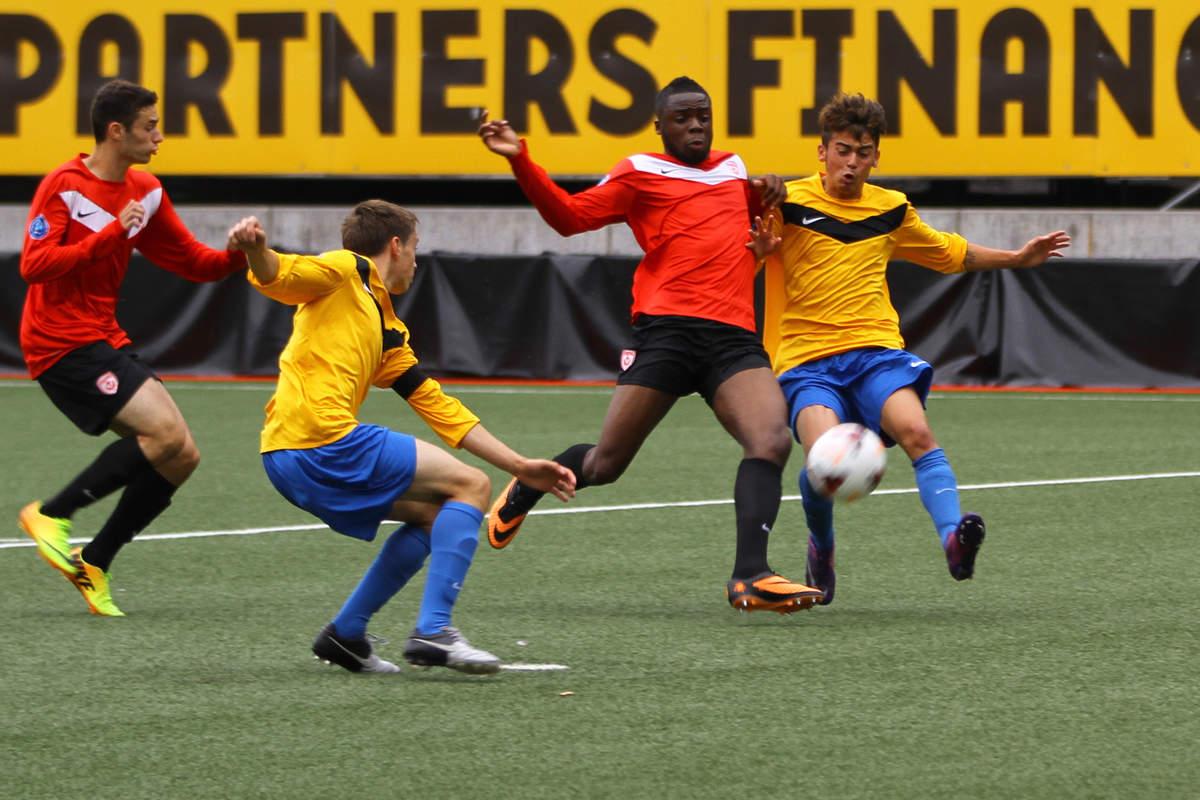 ASNL/Épinal en U19 - Photo n°5