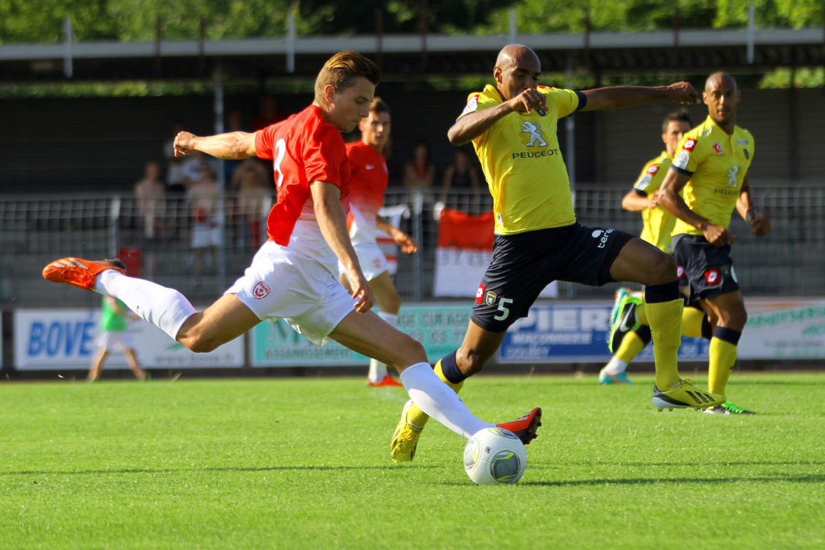ASNL/Sochaux - Photo n°2