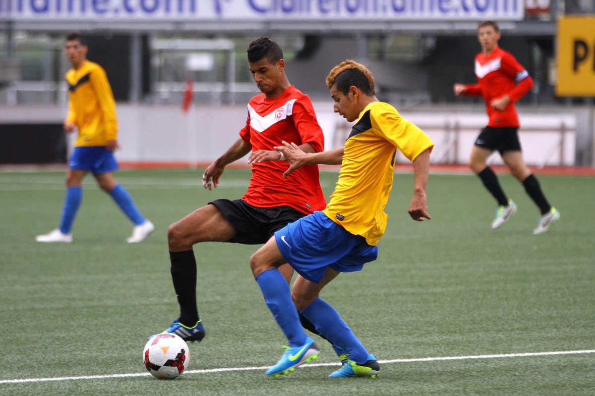 ASNL/Épinal en U19 - Photo n°7