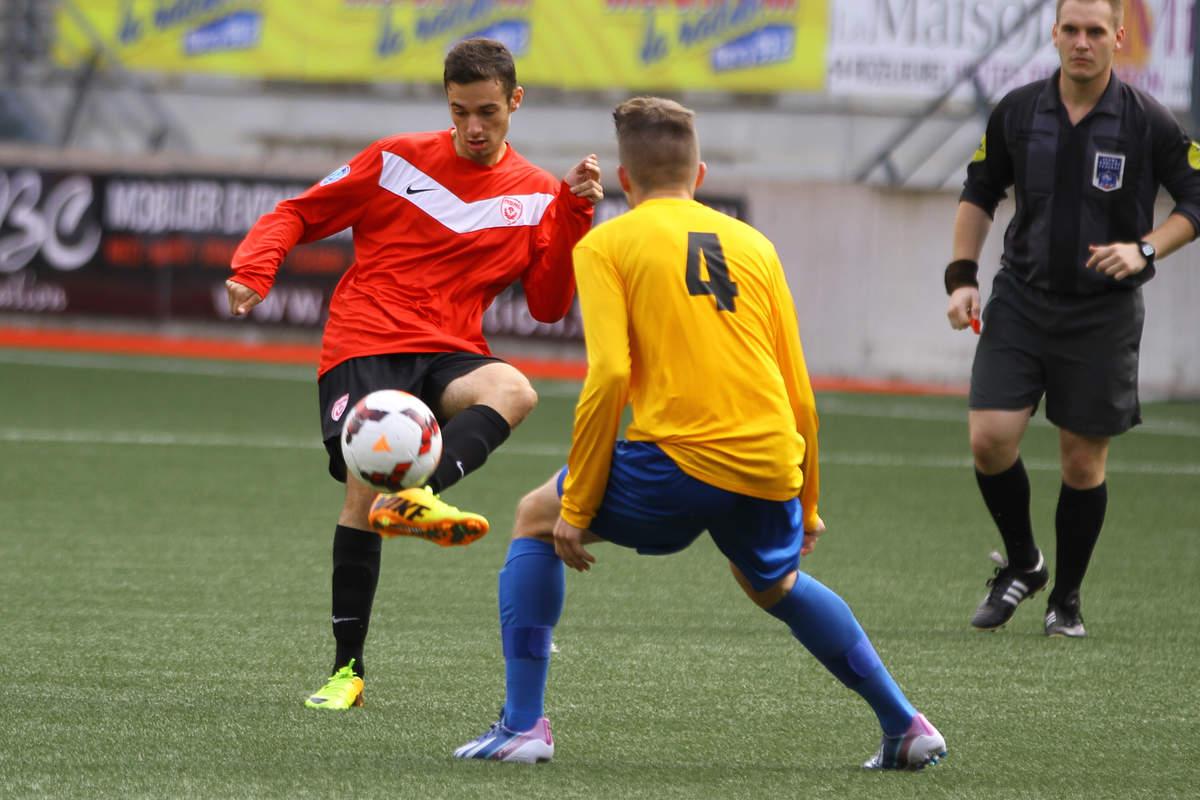 ASNL/Épinal en U19 - Photo n°10