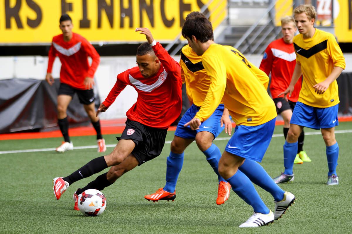 ASNL/Épinal en U19 - Photo n°11