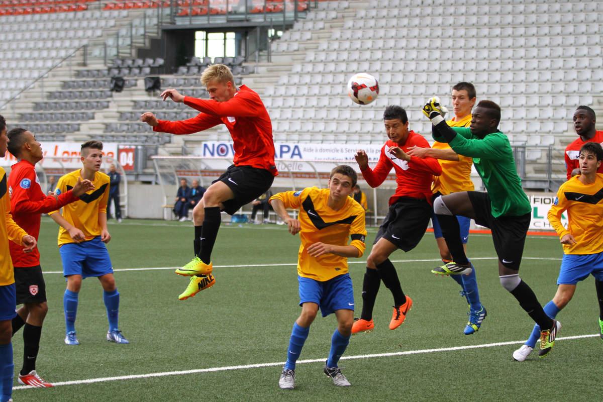 ASNL/Épinal en U19 - Photo n°15