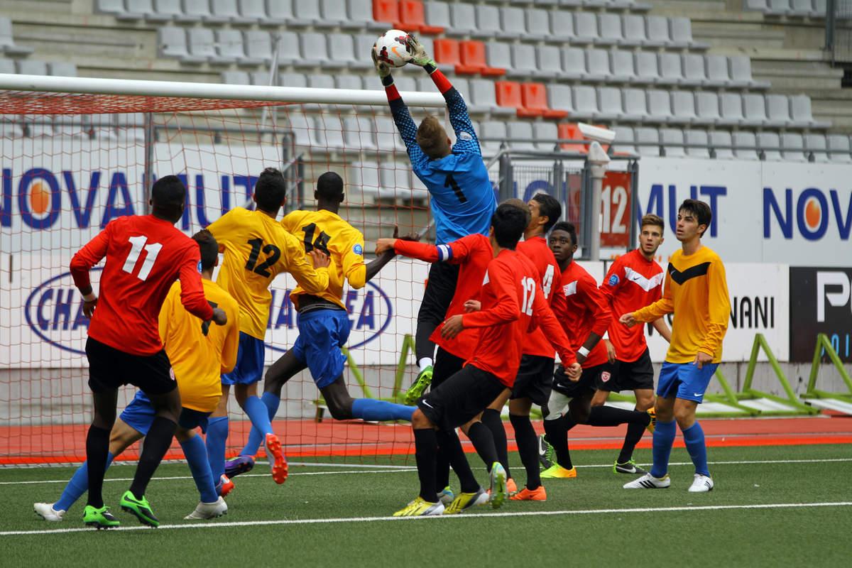 ASNL/Épinal en U19 - Photo n°19