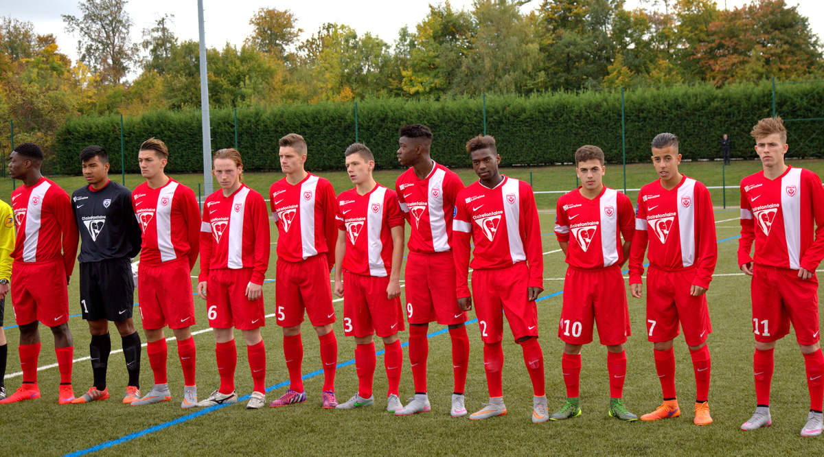 ASNL/-Auxerre en U19 - Photo n°0