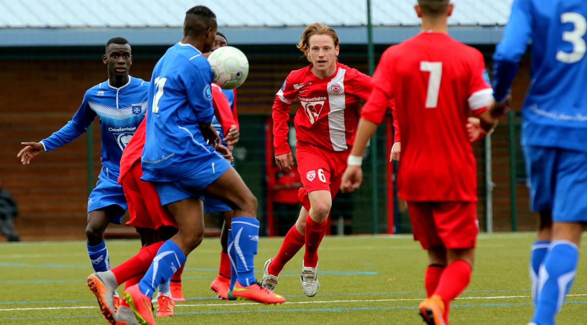 ASNL/-Auxerre en U19 - Photo n°1