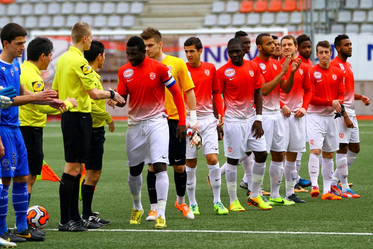 ASNL/Troyes en CFA2 - Photo n°1