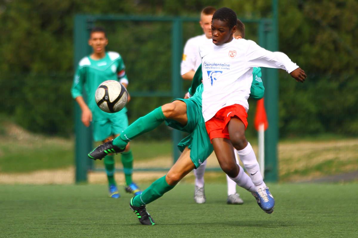 ASNL/Amnéville en U15 - Photo n°7