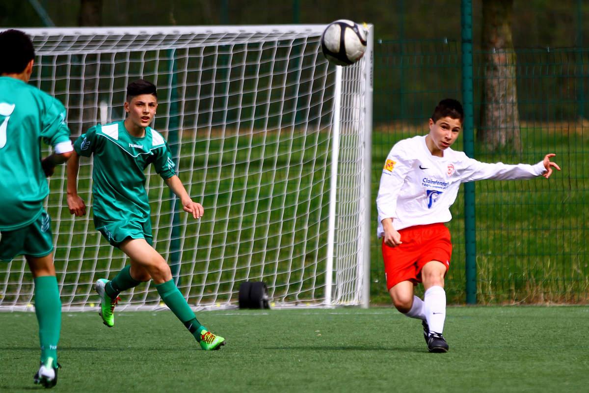 ASNL/Amnéville en U15 - Photo n°8