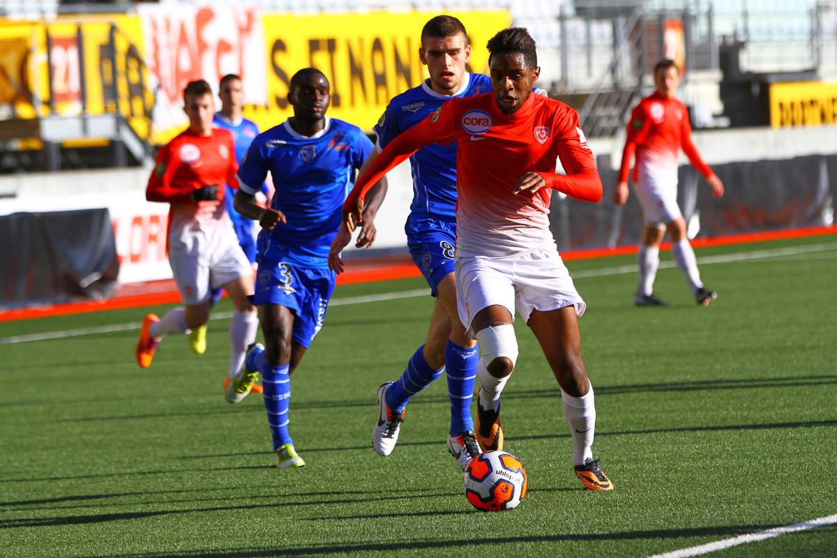 ASNL/Troyes en CFA2 - Photo n°5