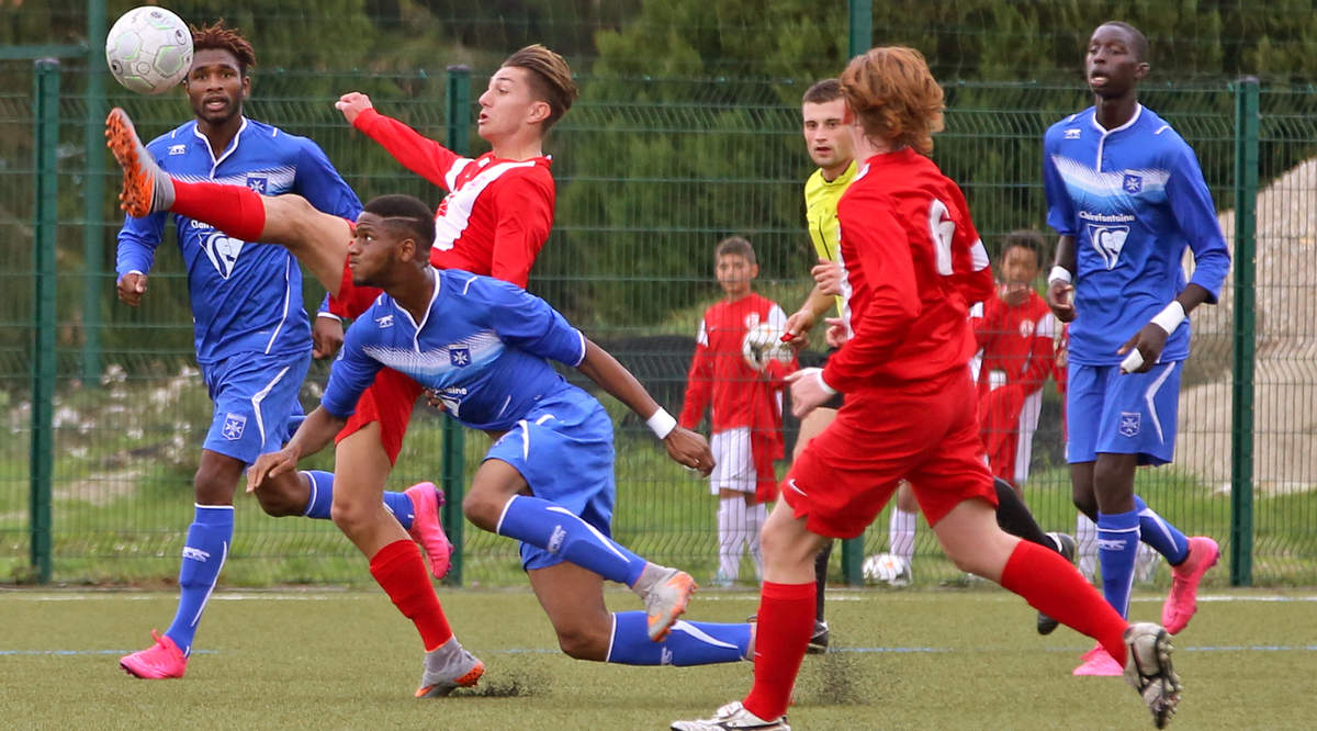 ASNL/-Auxerre en U19 - Photo n°3
