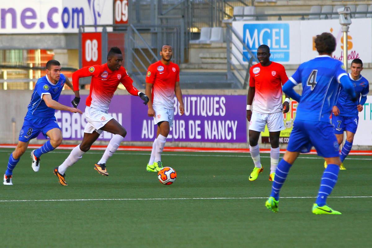 ASNL/Troyes en CFA2 - Photo n°6