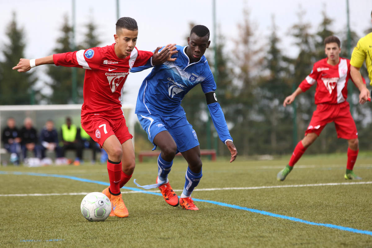 ASNL/-Auxerre en U19 - Photo n°101