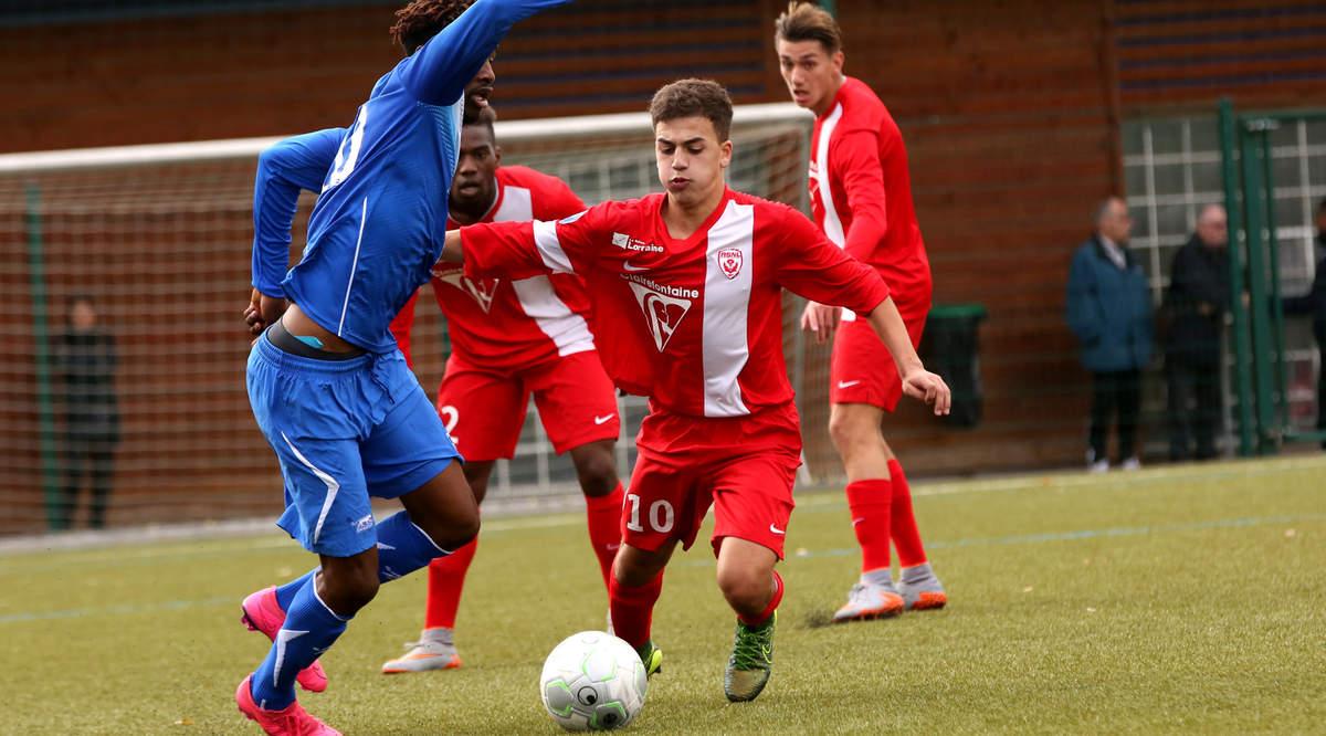 ASNL/-Auxerre en U19 - Photo n°7