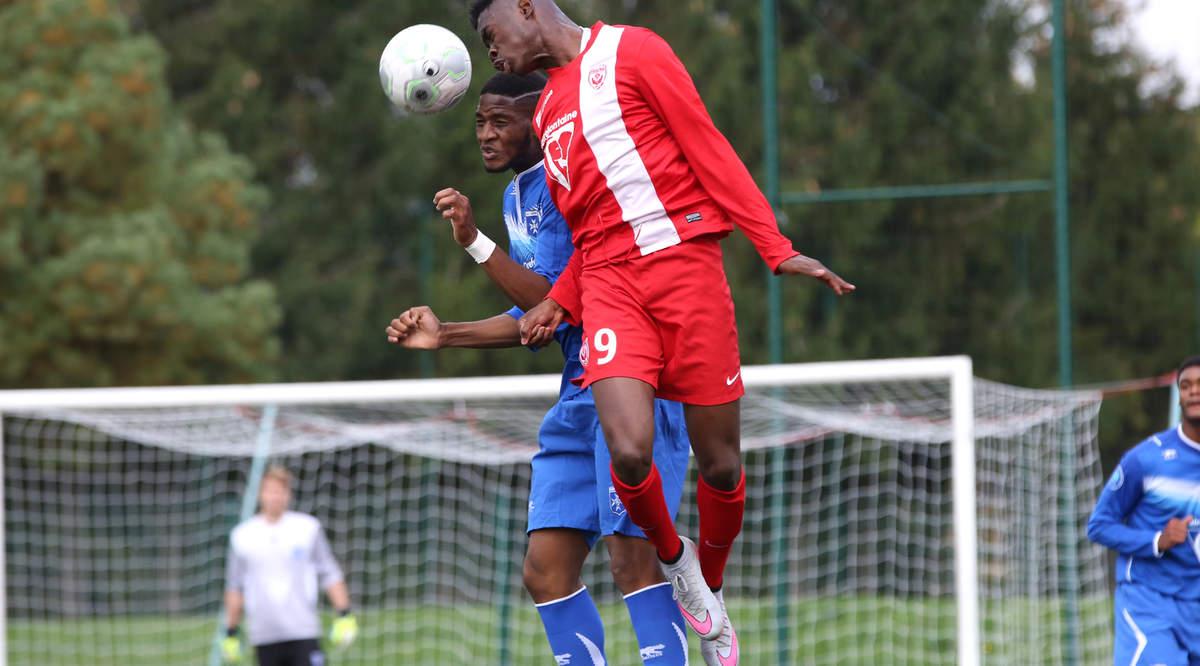 ASNL/-Auxerre en U19 - Photo n°8