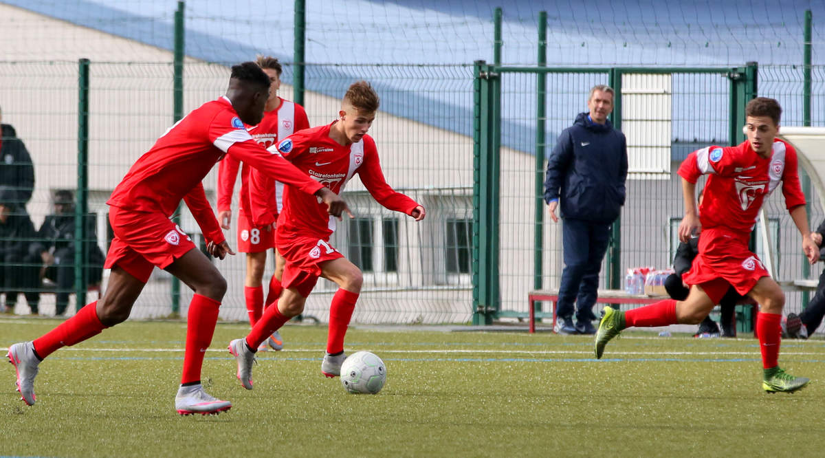 ASNL/-Auxerre en U19 - Photo n°9
