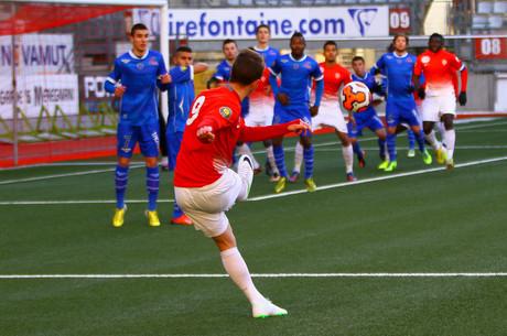 ASNL/Troyes en CFA2
