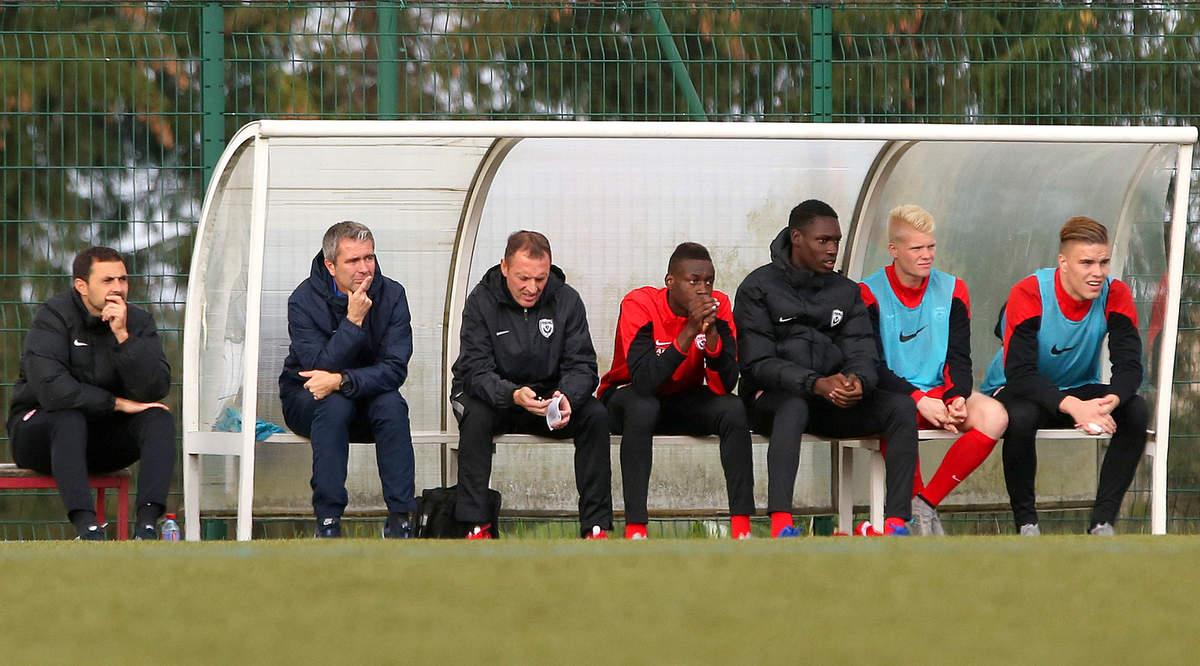 ASNL/-Auxerre en U19 - Photo n°10