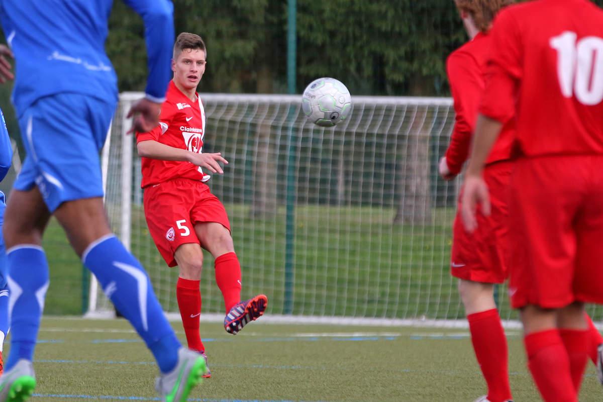 ASNL/-Auxerre en U19 - Photo n°11