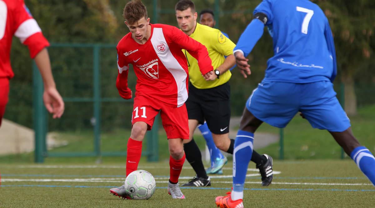 ASNL/-Auxerre en U19 - Photo n°13