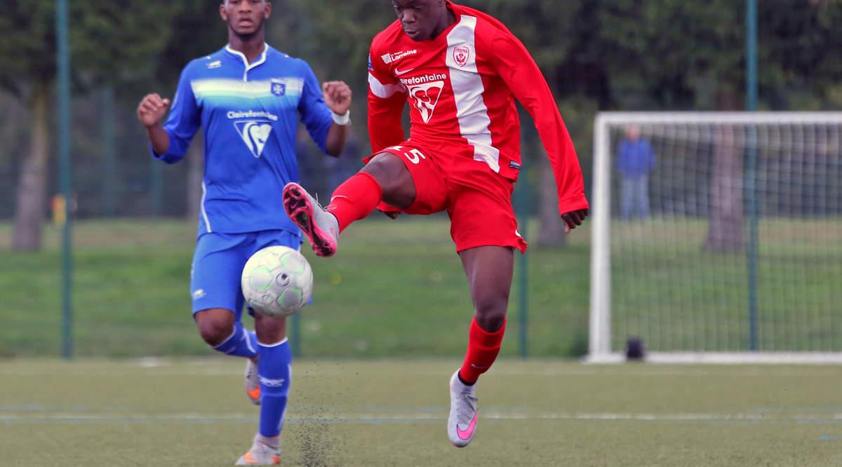 ASNL/-Auxerre en U19 - Photo n°14