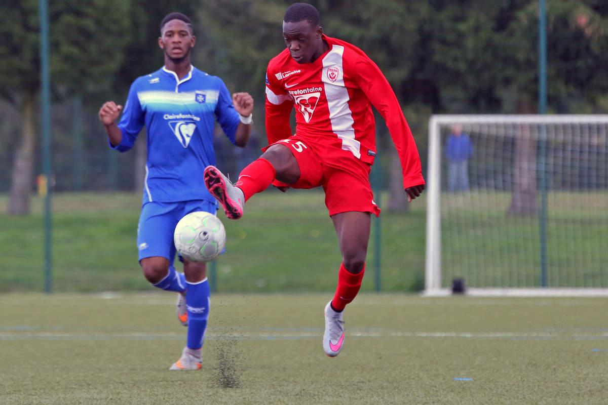 ASNL/-Auxerre en U19 - Photo n°23