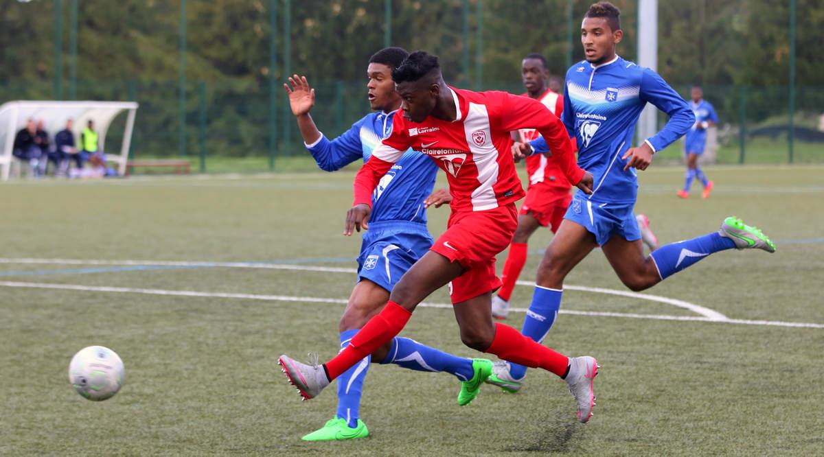ASNL/-Auxerre en U19 - Photo n°16