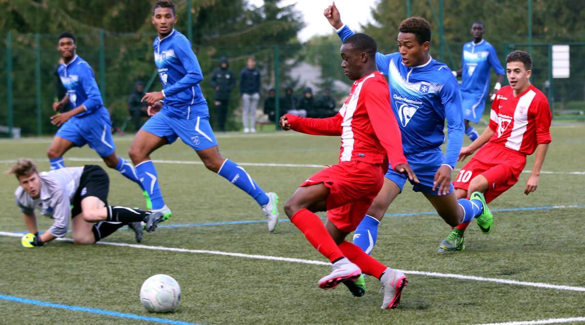 ASNL/-Auxerre en U19 - Photo n°17