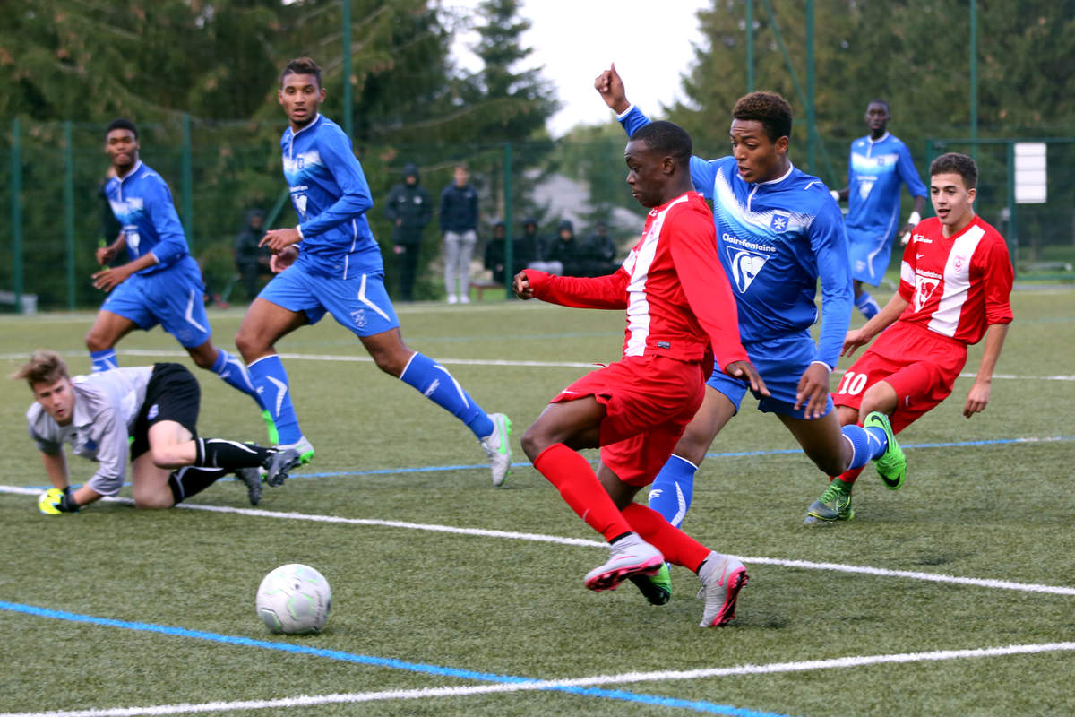 ASNL/-Auxerre en U19 - Photo n°18