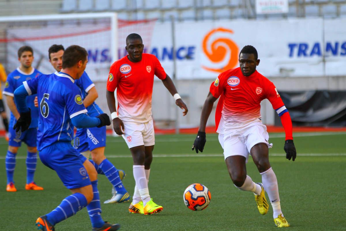 ASNL/Troyes en CFA2 - Photo n°17