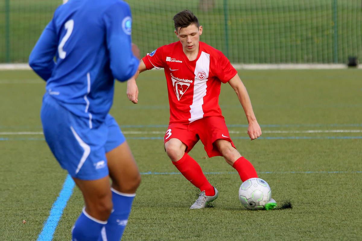 ASNL/-Auxerre en U19 - Photo n°19