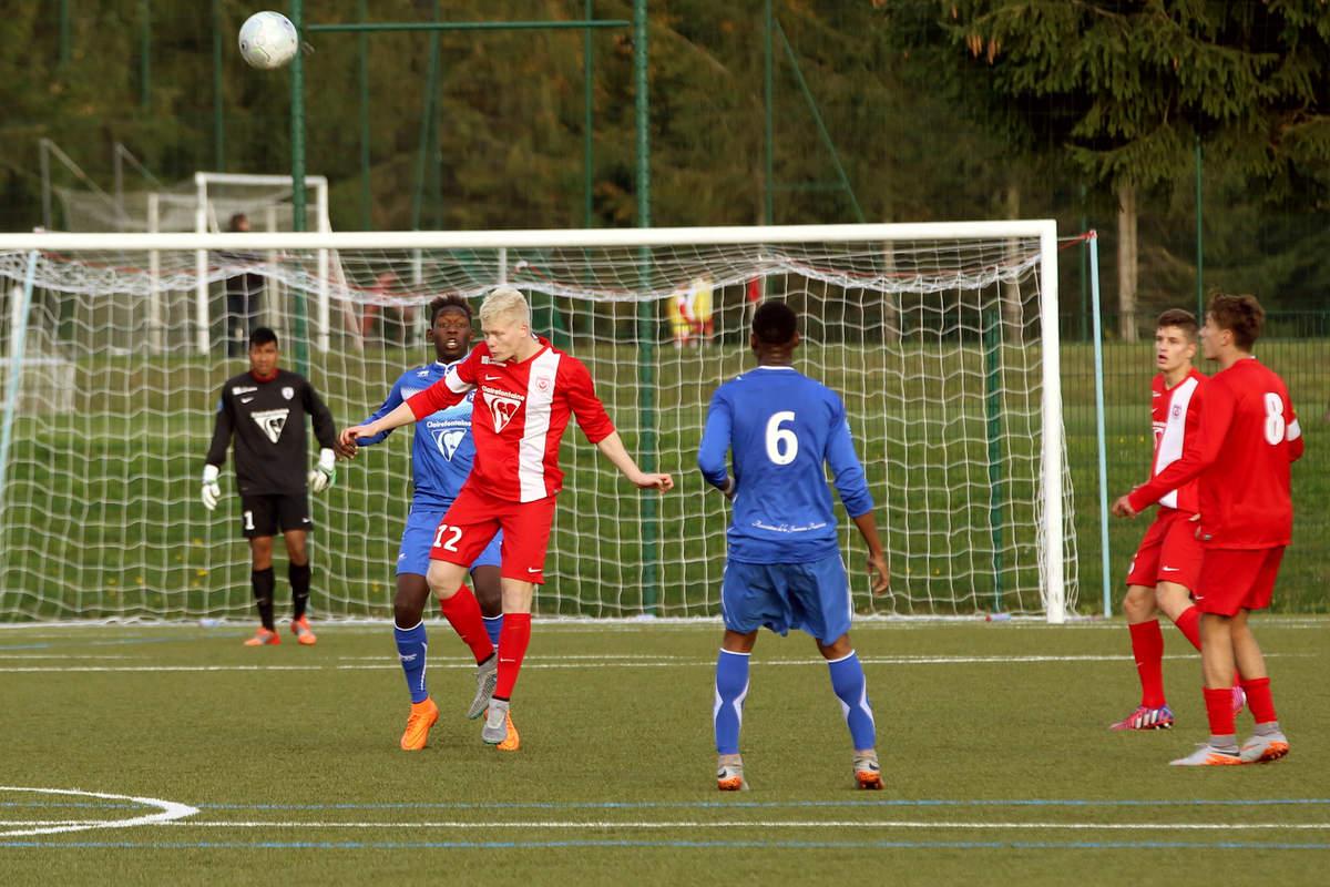 ASNL/-Auxerre en U19 - Photo n°20